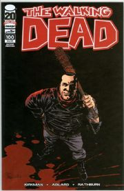Walking Dead #100 Second Print 2nd Variant 9.8 Robert Kirkman Image comic book